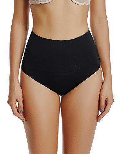 High Waist Cincher Trainer Panties Body Shaper Underwear Firm Tummy Control Thong Shapewear
