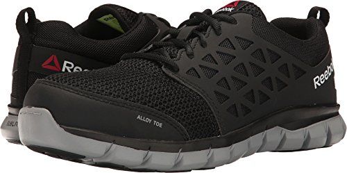 Reebok Work Men's Sublite Cushion Work EH Black Synthetic 13 EEEE US by Reebok Work