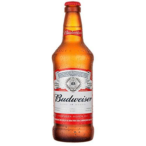 Budweiser Cerveja 550ml