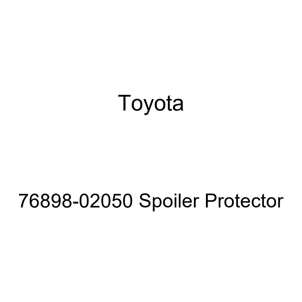 Toyota Genuine 76898 02050 Spoiler Protector