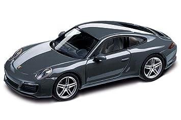 Porsche 911 Carrera 1:43 graphitblaumetallic - WAP0201160G: Amazon.es: Coche y moto