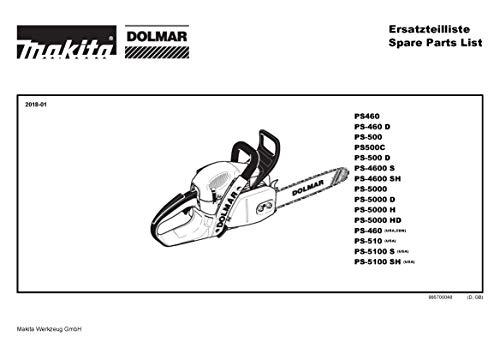 Dolmar - LIMITER CAP, WHITE
