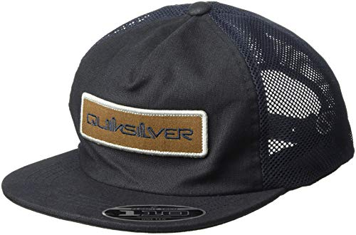 Quiksilver Men's Purse Snatcher Trucker HAT Navy Blazer 1SZ from Quiksilver