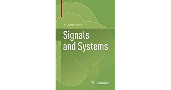 Signals and Systems: K  Deergha Rao: Amazon ae: The Book Depository UK