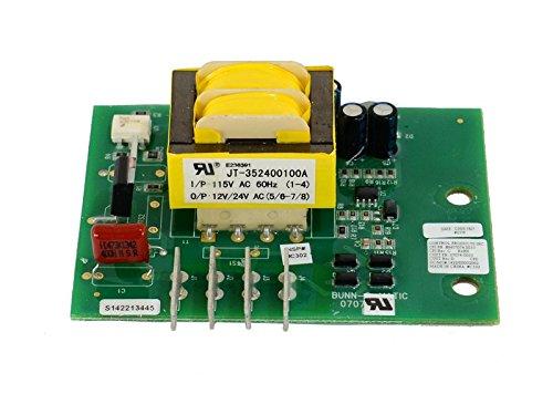 Bunn-o-matic 07074.1033 CBA LIQ LVL 120V 1S ROHS by Bunn-O-Matic