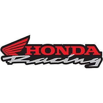 Amazon Com Honda Racing Motorcycle Cbr Rr 600 1200 Logo D Full