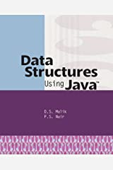 Data Structures Using Java Paperback