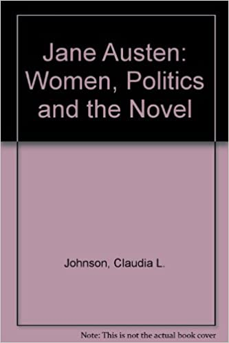 Book Jane Austen: Women, Politics and the Novel
