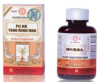 Fu Ke Yang Rong Wan Herbal Supplements from Solstice Medicine Company 200 (Eucommia Combination)