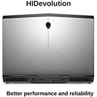HIDevolution Alienware 15 R3 15 inch UHD Gaming Laptop | 2.7 GHz i7-6820HK, 32GB DDR4/2666MHz RAM, GTX 1070 8GB, PCIe 1TB SSD + 1TB HDD | Authorized Performance Upgrades & Warranty