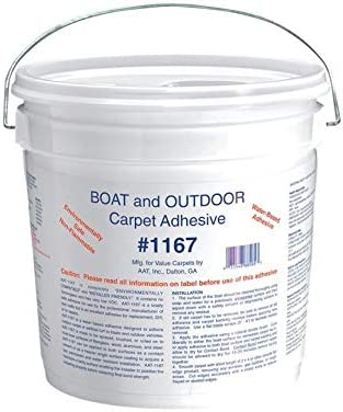 Amazon Com Marine Grade Boat Carpet Adhesive Glue 1 Gallon Sports Outdoors