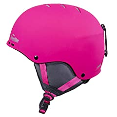 Introduction This TurboSke ROAM series Ski Helmet offers safety, style, comfort and performance.  It features an ABS plastic outer shell that has long lasting durability and penetration-resistant strength. The ventilation provides sufficient ...