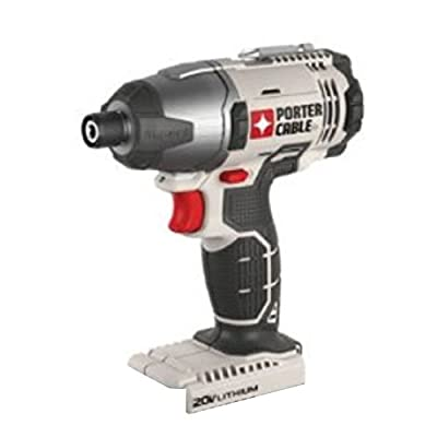 """Porter Cable PCC641 20v Max Lithium Ion 1/4"""" Hex Impact Driver"""