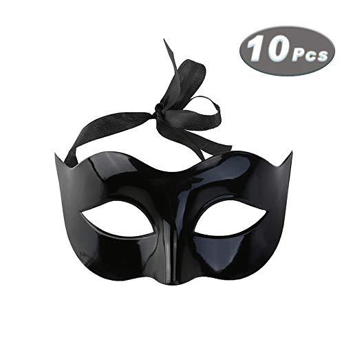 Expert choice for mask venetian black fabric