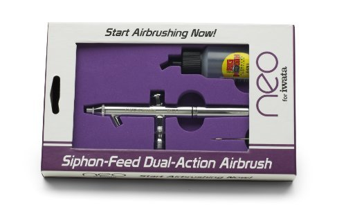 Neo for Iwata BCN siphon feed airbrush # IW-NEO-BCN by Iwata