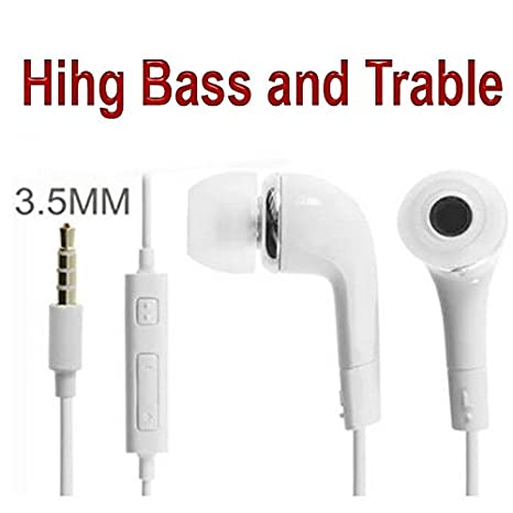 Earphone having Extra Bass, Sound Controller and Mic: Amazon in