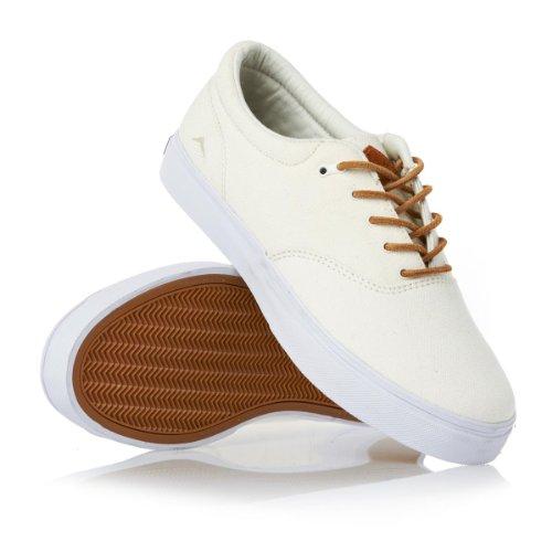 Emerica REYNOLDS CRUISER 6102000063 - Zapatillas de skate de ante para hombre Weiß