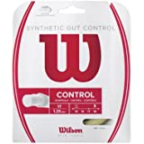 Wilson Synthetic Gut Control 40-Feet Tennis String Set