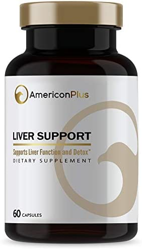 Liver Supplement with Milk Thistle, NAC N-Acetyl Cysteine , Dandelion Root, Picrorhiza, 7 Other Liver Detoxifiers for Superior Liver Detox Liver Cleanse – 60 Liver Pills