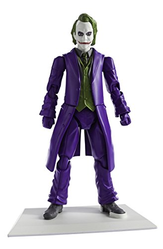 SpruKits DC Comics The Dark Knight Rises Joker Action Figure Model Kit, Level 2