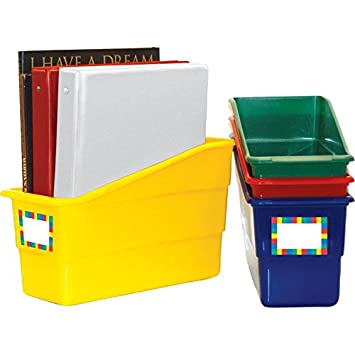 magazine file book folder holders primary colors - Primary Colors Book