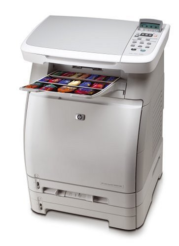 HP Color LaserJet CM1015 MFP - Impresora láser multifunción ...