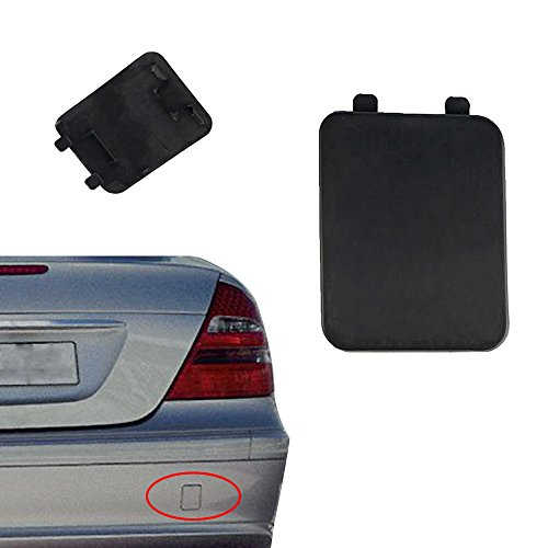 OwnersOne For Mercedes E-class W211 E280 E320 E350 E550 primed Rear Bumper Tow Hook Cover Cap 2118801405