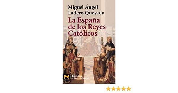 La España de los Reyes catolicos El Libro De Bolsillo: Amazon.es ...