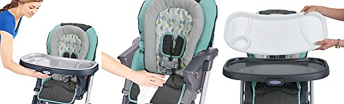Graco DuoDiner LX Baby High Chair, Groove by Graco (Image #4)