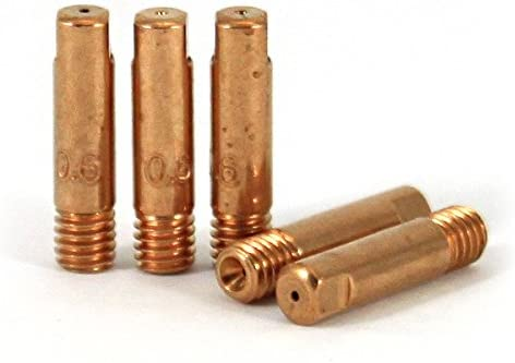Contact Tips .023 Standard Duty 150 Amp Series 15-023 5 Pack