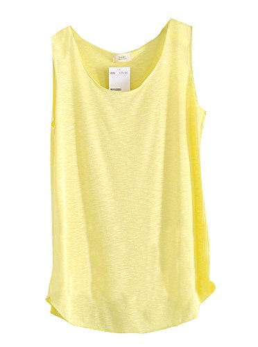Shawhuaa Womens Basic Sleeveless T shirt product image
