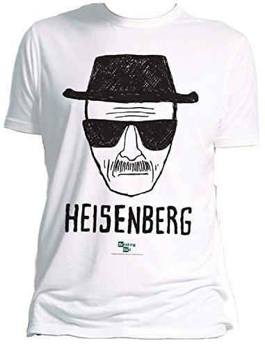 Transworld Aquatic Breaking Bad Heisenberg - Camiseta manga corta Hombre: Amazon.es: Ropa y accesorios