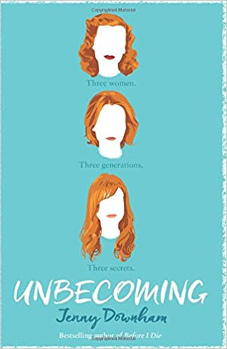 Image result for unbecoming by downham