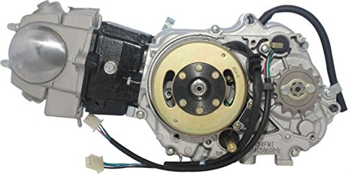 Dirtbike Motor 125ccm 4 Gang 4 Takt Manuell Pitbike Enduro Cross ...