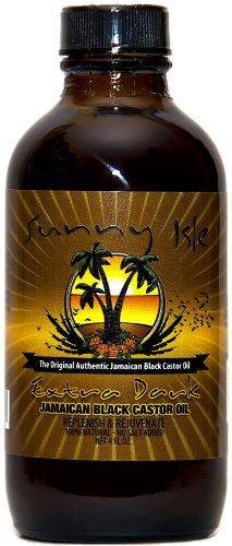 Sunny Isle's Jamaican Black Castor Oil Extra Dark 4 - Deals Sunny