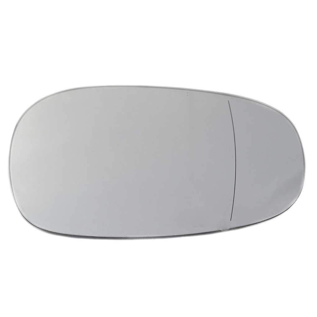 51167252894 Right Side Car Rearview Mirror Glass White Replacement for BMW E90 E92 Miaomiaogo