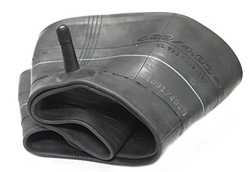 (Deli Tire Lawn and Garden Inner Tube, TR13 Straight Valve Stem, For Wheelbarrows, Tractors, Mowers, Carts (4.80/4.00-8))