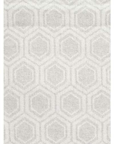60 by 50-Inch Kess InHouse Matt Eklund deep Current Blue Pattern Fleece Throw Blanket 60 X 50