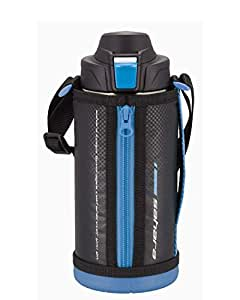 """Tiger Thermal Flask stainless steel bottle """"Sahara Cool"""" cold-only Direct Blue 1.0L MME-A100-A"""