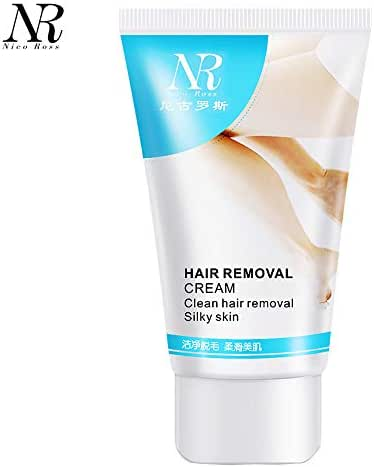 Winsummer Powerful Permanent Hair Removal Cream Stop Hair Growth Inhibitor Removal Reduce Hair Growth & Prolong The Effects of Hair Removal