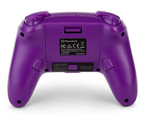 PowerA Enhanced Wireless Controller for Nintendo Switch - Spyro 2