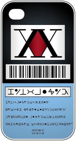 USA Seller Apple iPhone 4 /& 4S Anime Phone case Hunter X Hunter License Card
