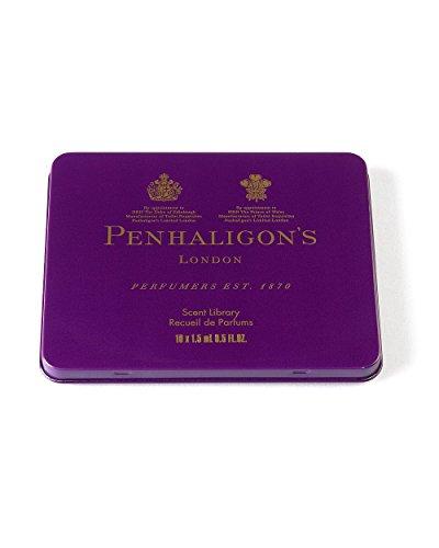 Penhaligon's Mixed Scent Library for Men and Women (10 Vials)