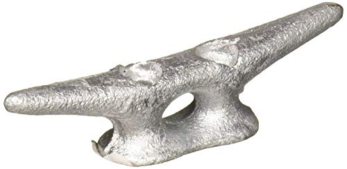 "Sea-Dog 040103 Open Base Flat Head Cleat - 3-1/2"""