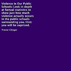 Violence in Our Public Schools