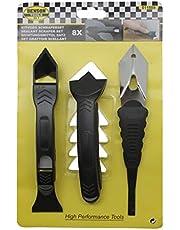 Benson Tools 11889 Silicone voegenverwijderaar en schraper set