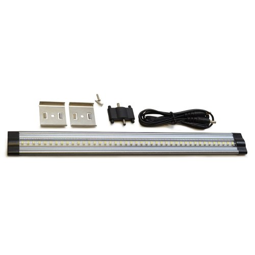 Lightkiwi G2092 12 inch Cool White Modular LED Under Cabinet Lighting Panel Power Supply Not Included