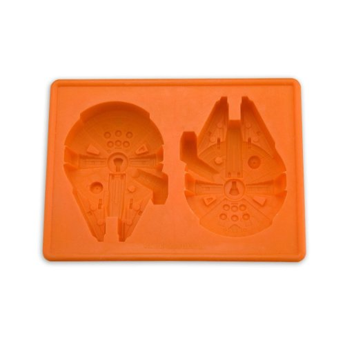 Star Wars Millennium Falcon ICE CUBE FORM AND BAKING FORM