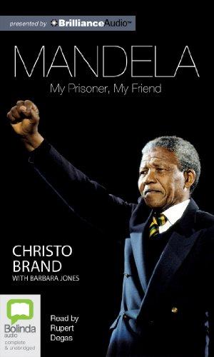 Mandela: My Prisoner, My Friend by Bolinda Audio