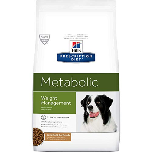 Hill's Prescription Diet Metabolic Weight Management Dry Dog Food, Veterinary Diet